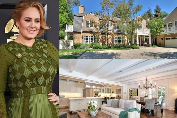 Adele 9 5 Million Beverly Hills