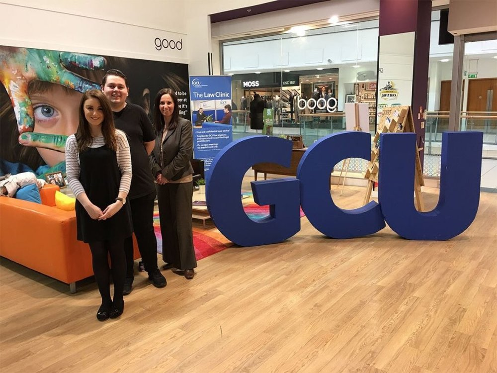 GCU To Open Its Doors to Clients Seeking Legal Advice for FREE