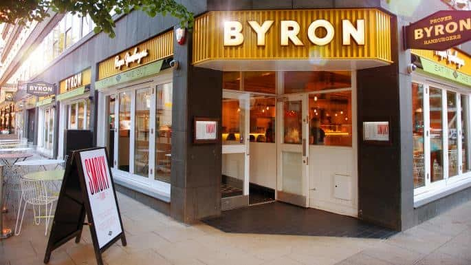 Prior to Prezzo, Byron Had Shut Down its Business Operations Due to CVA