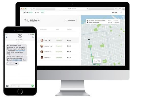 Introducing the Uber Health Platform
