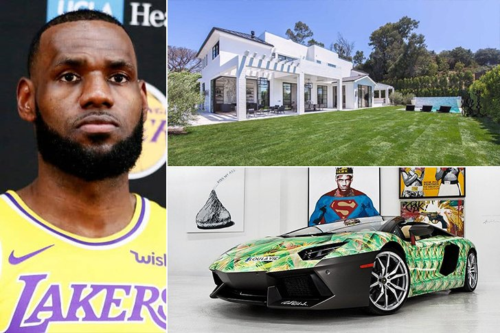 27 Celebrities & Their Incredible Net Worth – Can You