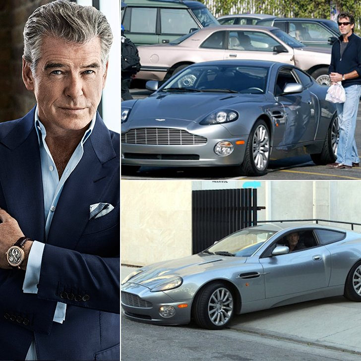 The Most Outrageous Cars Of Hollywood's Eldest Legends