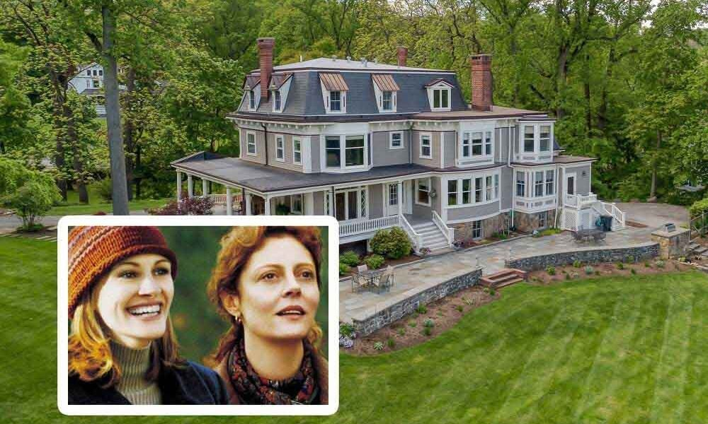 Remember The House Susan Sarandon Has In The 90s Film Stepmom It